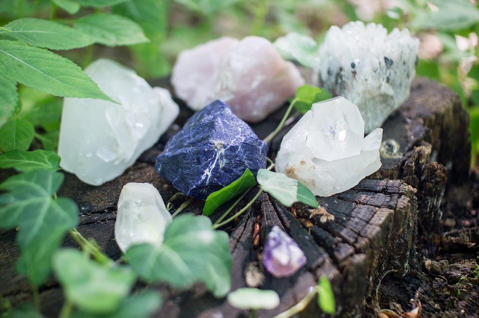 O Poder Curativo dos Cristais e das Pedras Preciosas