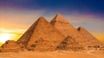 O Poder Curativo das Pirâmides